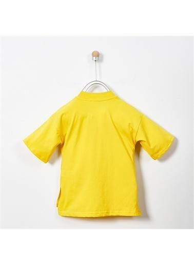 Panço Tunik 19290052100 Sarı